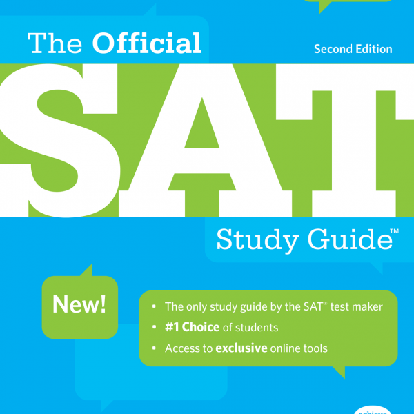 SAT (official guide)